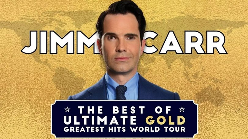 Jimmy Carr The Best of Ultimate Gold Greatest Hits Netflix