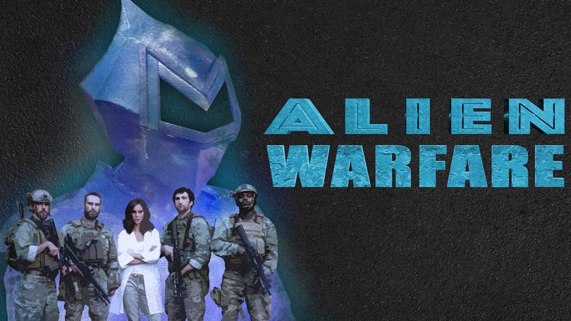 Alien Warfare Netflix