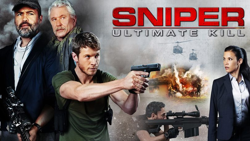 Sniper Ultimate Kill Netflix