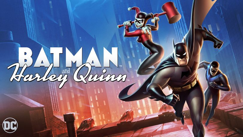 Batman and Harley Quinn Netflix
