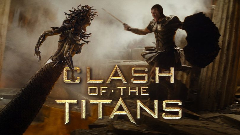 Clash of the Titans Netflix