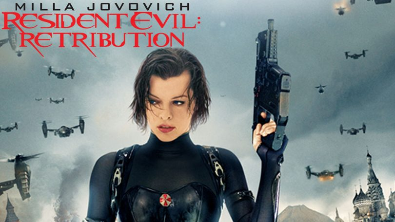 Resident Evil Retribution Netflix