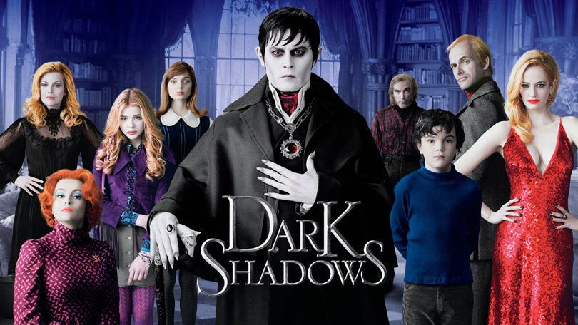 Dark Shadows Netflix