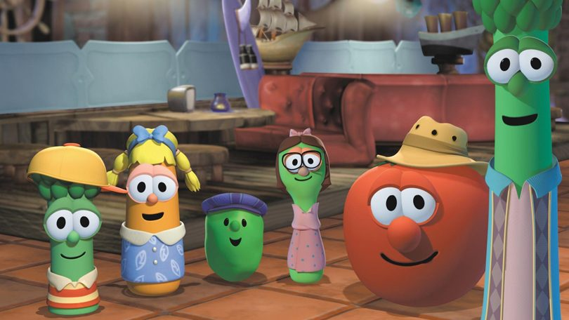 Jonah A VeggieTales Movie Netflix