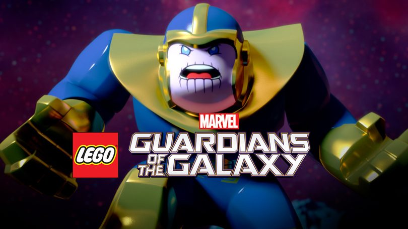 LEGO Marvel Guardians of the Galaxy Netflix