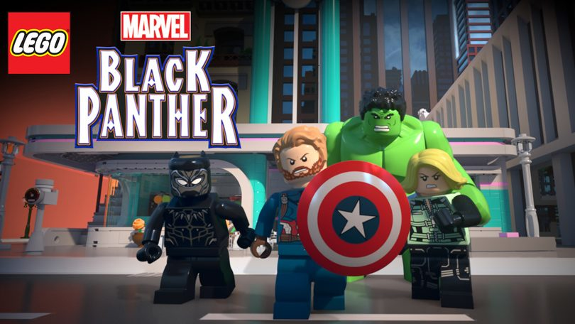 LEGO Marvel Super Heroes Black Panther