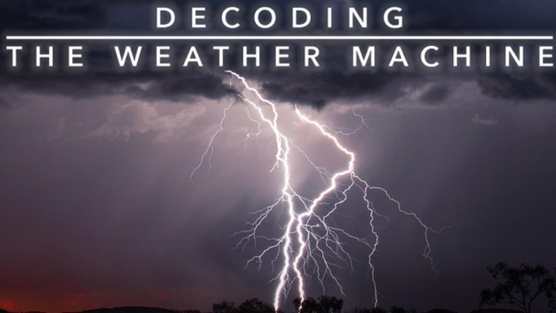 NOVA Decoding the Weather Machine Netflix