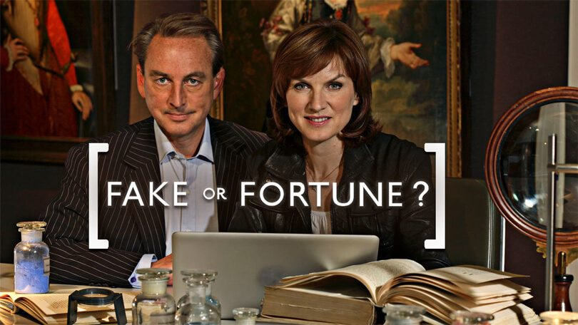 Fake or Fortune Netflix