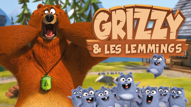 Grizzy et Lemmings Netflix