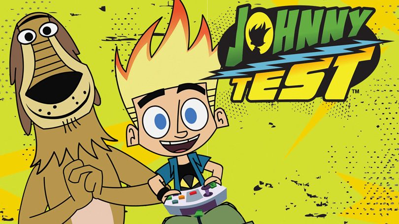 Johnny Test Netflix