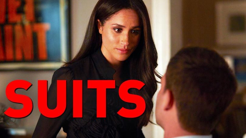 Suits Netflix Megan Markle
