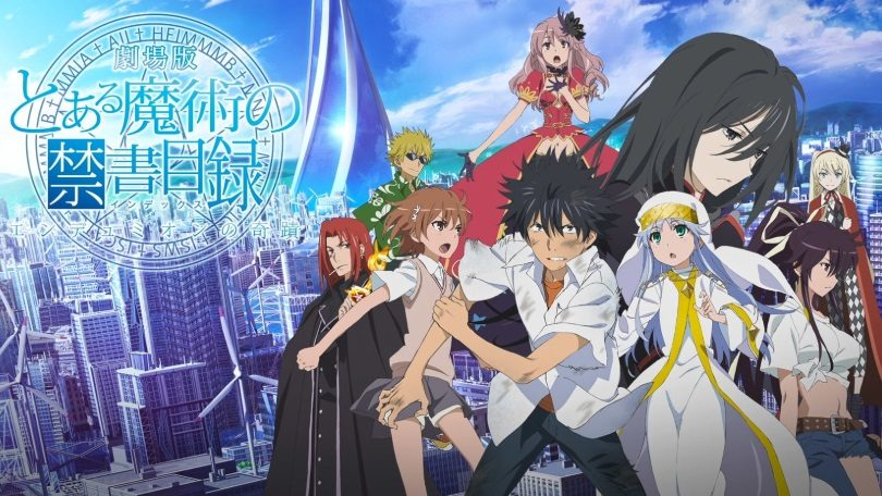 A Certain Magical Index: The Movie – The Miracle of Endymion Netflix