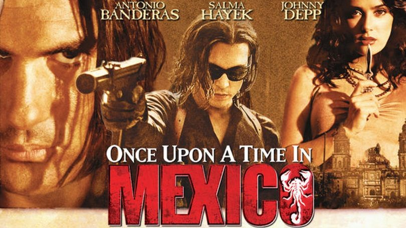 Once Upon a Time in Mexico Netflix