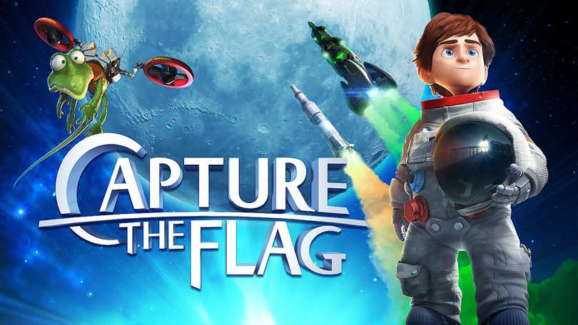 Capture The Flag Netflix