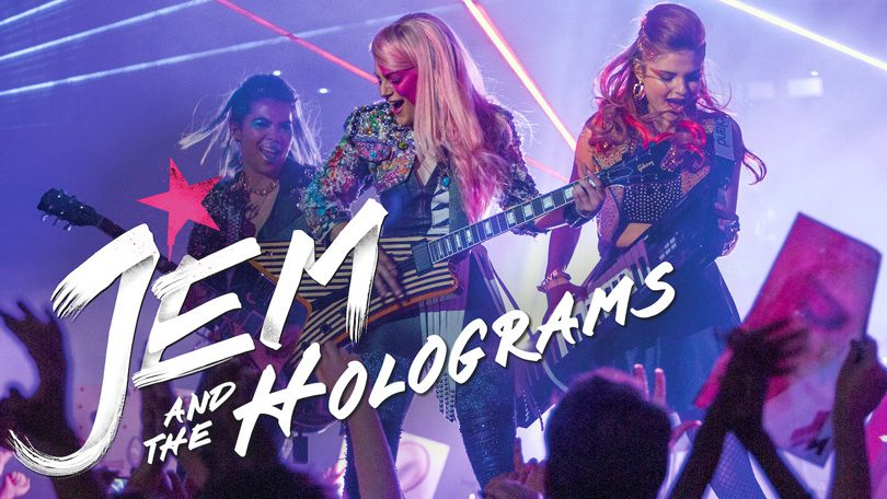 Jem and the Holograms Netflix