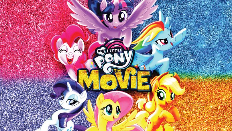 My Little Pony The Movie Netflix