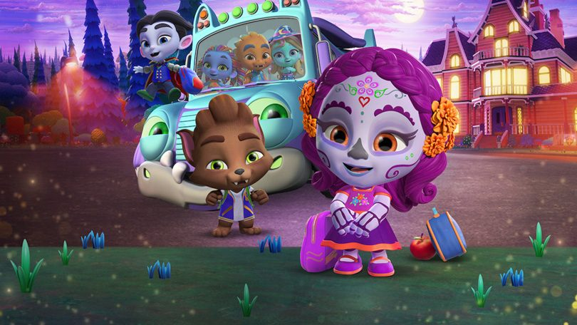 Super Monsters Back to School Netflix