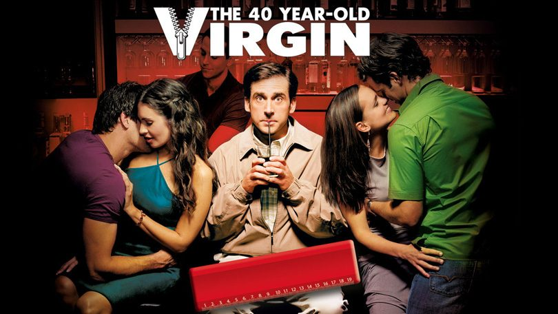 The 40 Year Old Virgin Netflix