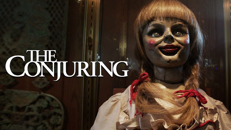 The Conjuring op Netfl...