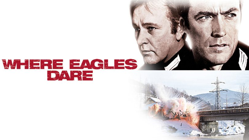 Where Eagles Dare Netflix