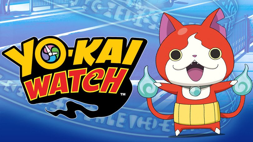 Yo-Kai Watch Netflix