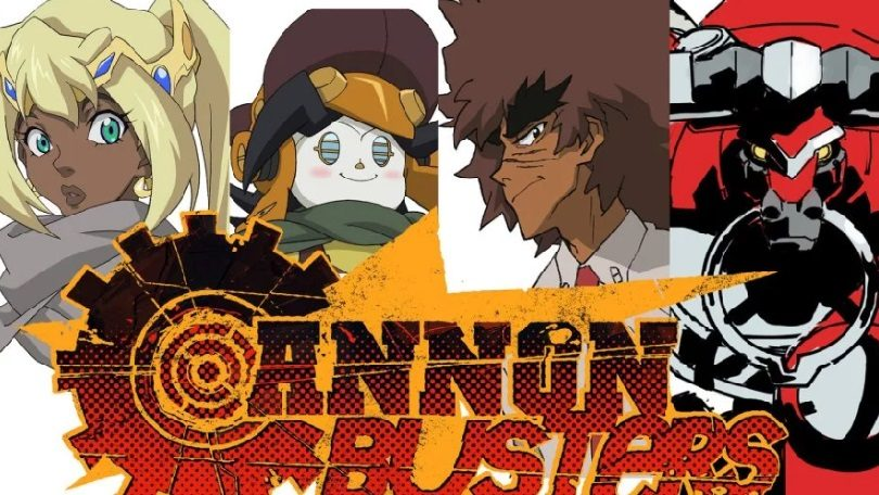 Cannon Busters Netflix