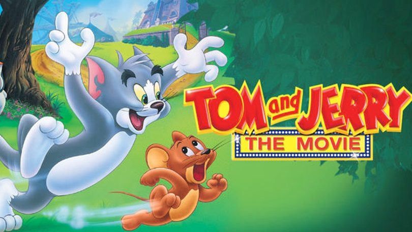 Tom en Jerry De Film Netflix