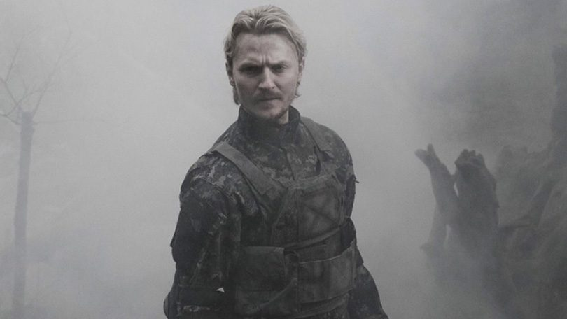 Chad Rook The 100