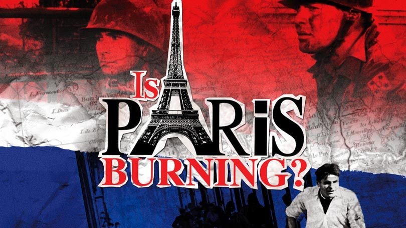 Is Paris Burning Netflix