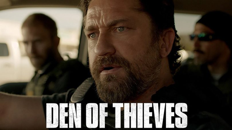 Den of Thieves Netflix