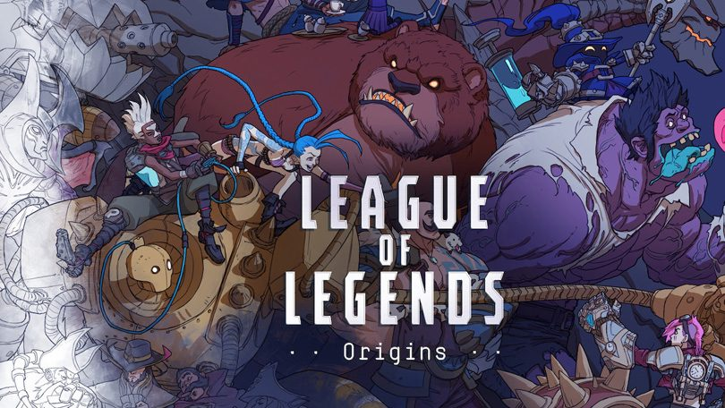League of Legends Origin Netflix
