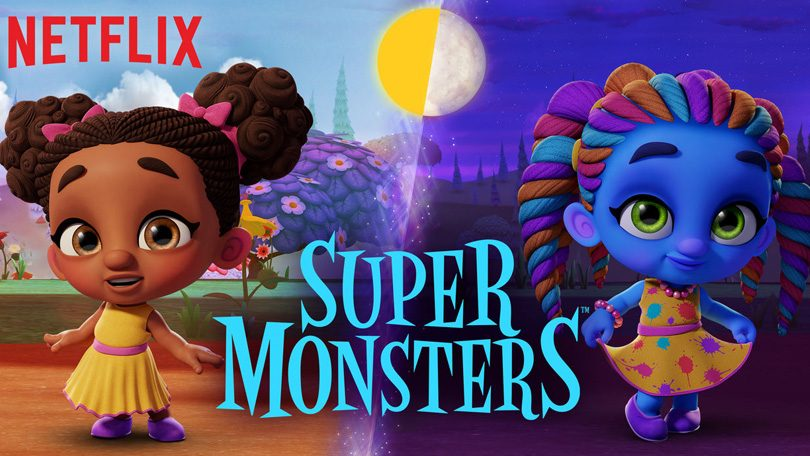 Super Monsters Netflix