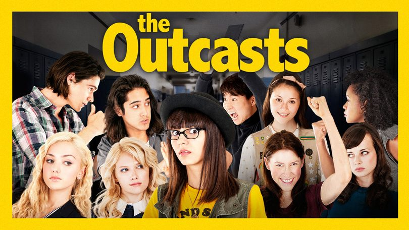 The Outcasts Netflix