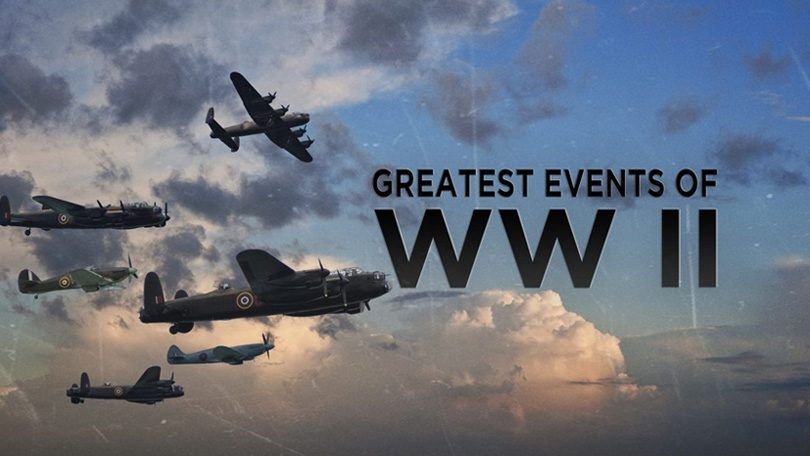 Greatest Events of WWII Netflix