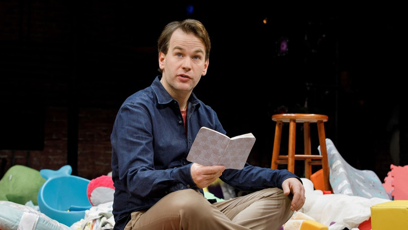 Mike Birbiglia The New One netflix