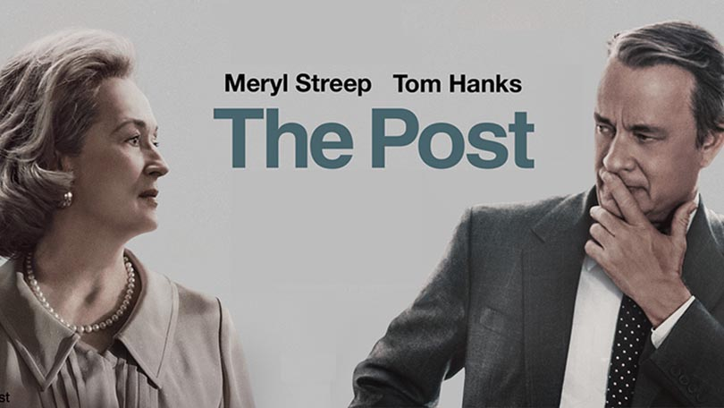 The Post Netflix film