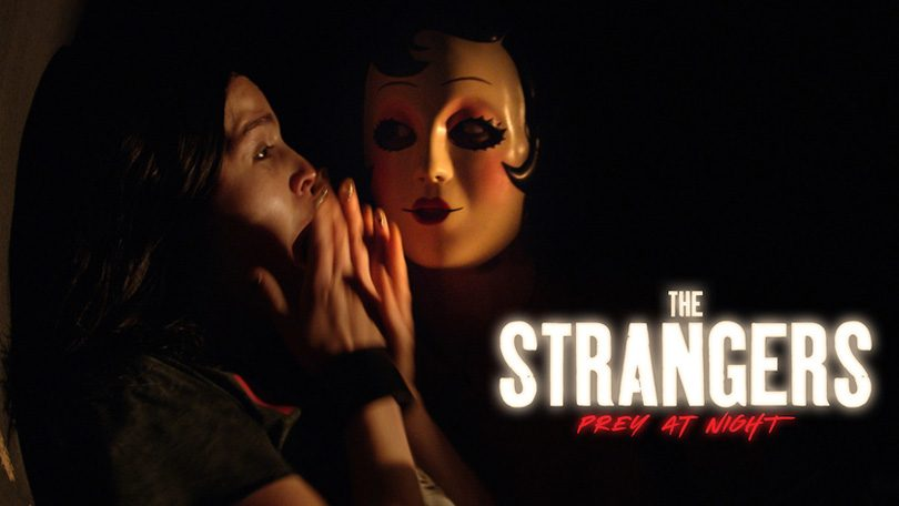 The Strangers Prey at Night Netflix