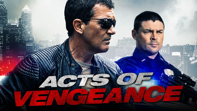 Acts of Vengeance Netflix