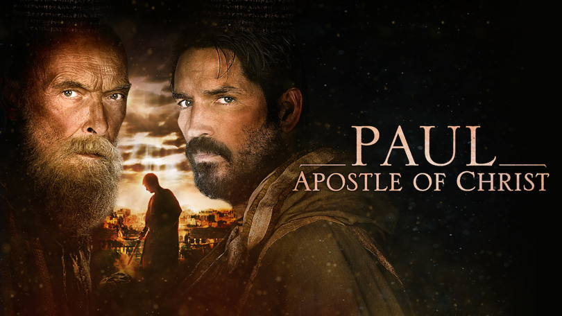 Paul, Apostle of Christ Netflix