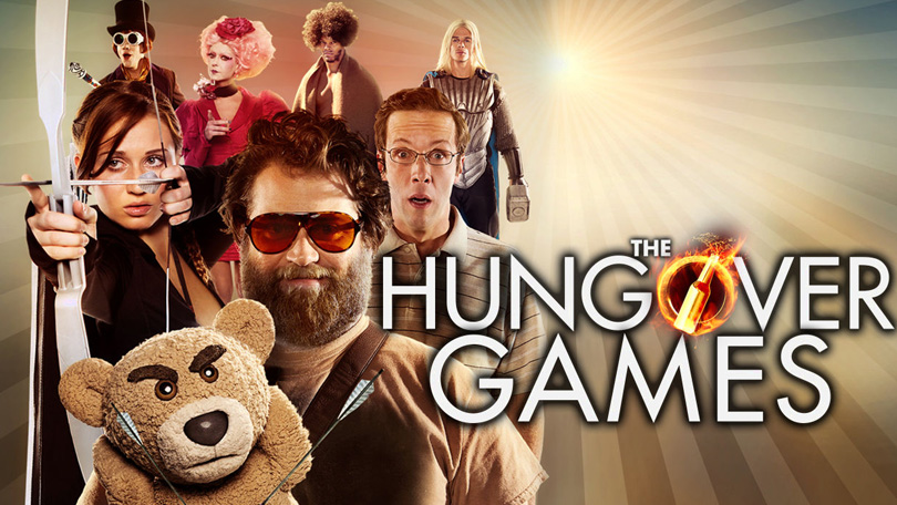 The Hungover Games Netflix