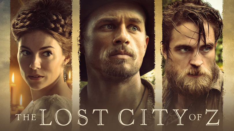 The Lost City of Z Netflix