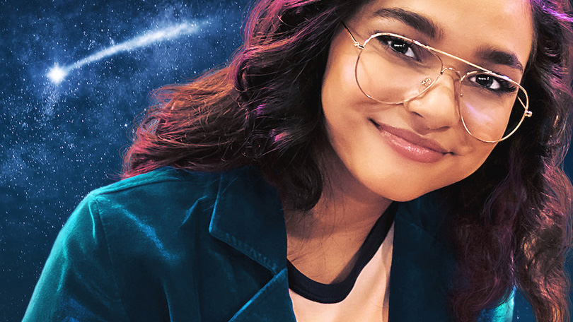 The Expanding Universe of Ashley Garcia Netflix