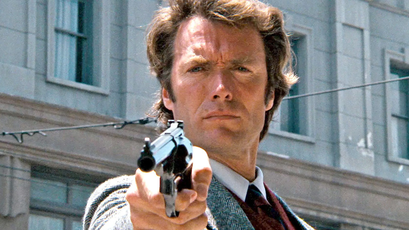 Dirty Harry Netflix