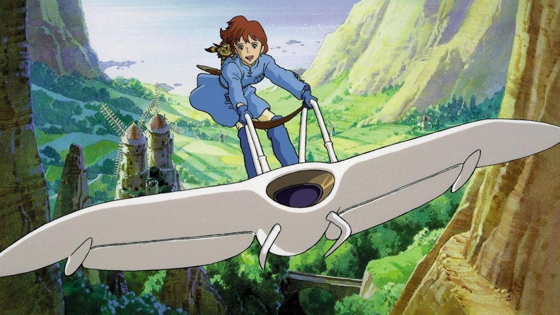 Nausicaä of the Valley of the Wind Netflix