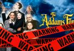 The Addams Family Verwijderalarm