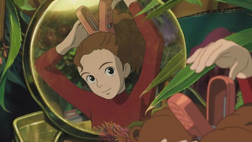 The Secret World of Arrietty Netflix