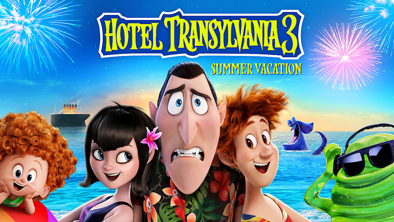 Hotel Transylvania 3 Summer Vacation Netfix