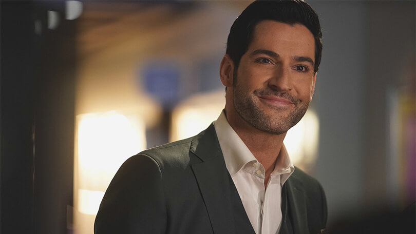 Lucifer Tom Ellis