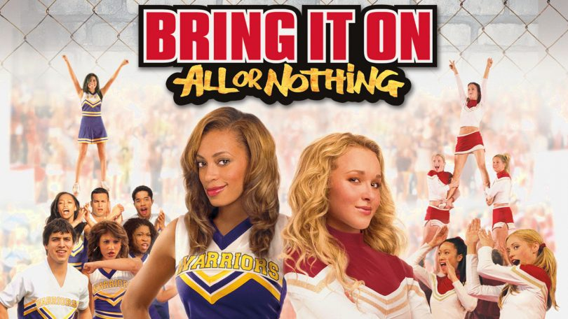 Bring It On All Or Nothing Netflix