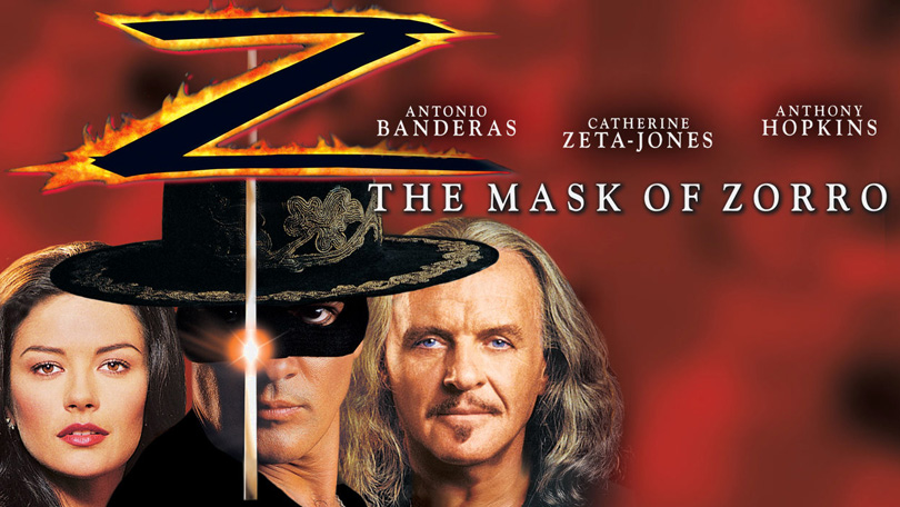 The Mask of Zorro Netflix